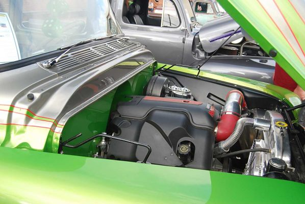 55 GMC Truck With LS Engine