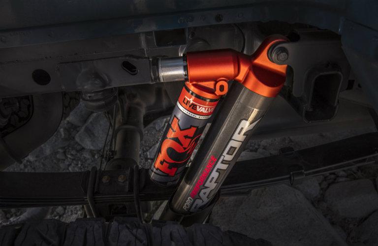 2019 Ford F-150 Raptor Fox Shocks