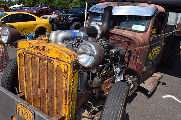 rat rod diesel.