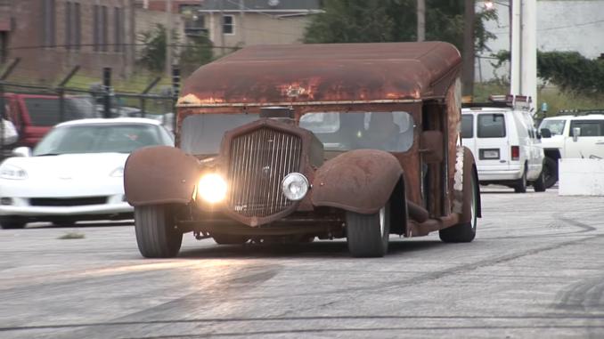 1948 Dodge Milk Truck
