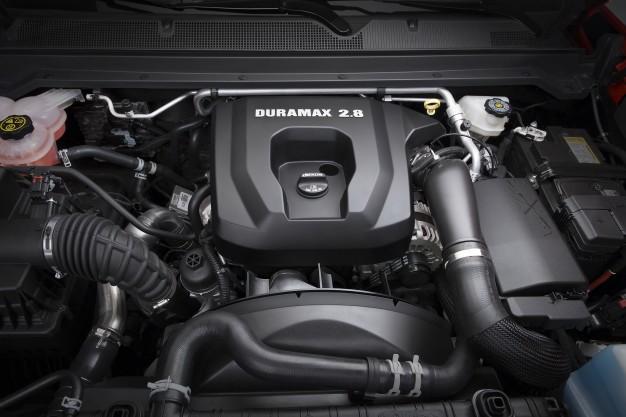 GMC Duramax Diesel Engine