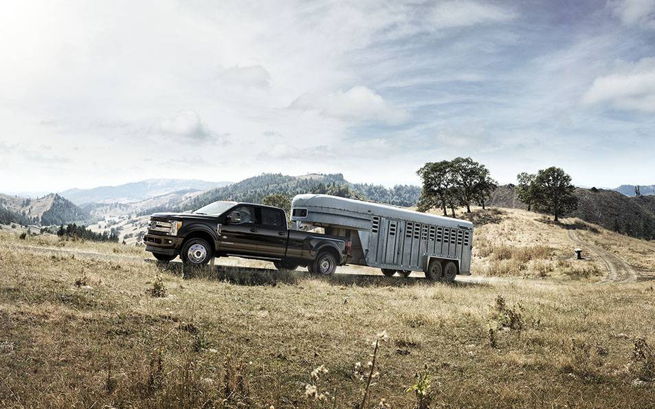 2017 Ford Super Duty Diesel