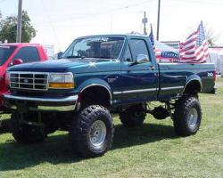 Used Jacked Up Trucks