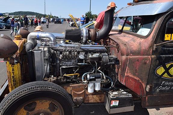 rat rod diesel